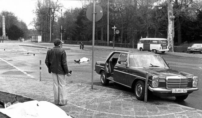 Christian Klar verweigert jede Aussage zu Buback-Mord (Foto)
