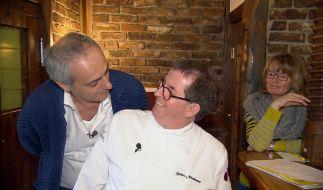 Christian Rach sucht weiter nach Deutschlands Lieblingsrestaurant. (Foto)