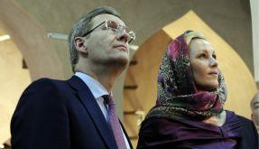 Christian und Bettina Wulff (Foto)