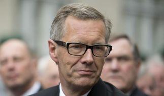 Christian Wulff soll, wie Joachim Gauck und ihre Vorgänger, mehr Ehrensold bekommen. (Foto)