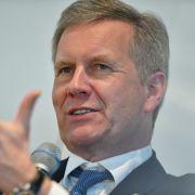Ex-Bundespräsident schockt SPD mit neuem Job (Foto)