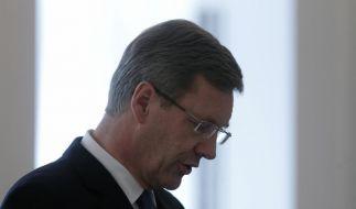 Christian Wulff tritt zurück - Suche nach Nachfolger (Foto)