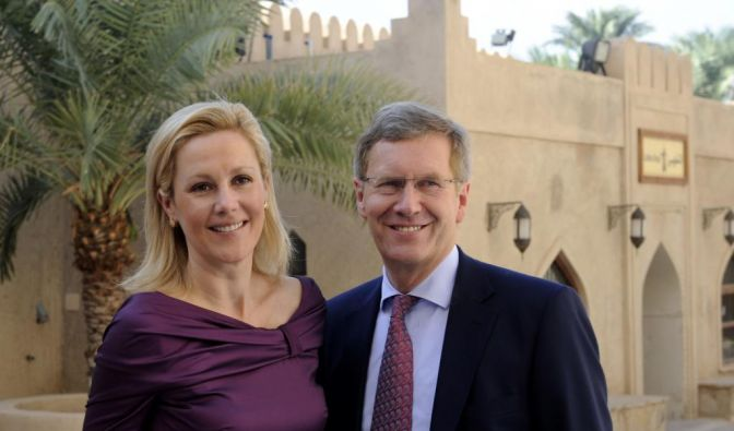 Christian Wulff und Bettina Wulff (Foto)