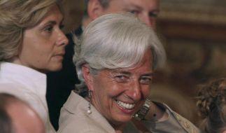 Christine Lagarde (Foto)