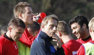 Christoph Daum: «Wir starten die Saison neu» (Foto)