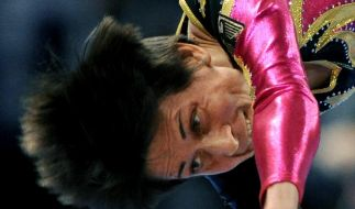 Chusovitina komplettiert Turn-Riege bei EM (Foto)
