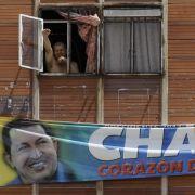 «Chávez, Herz meiner Heimat»: Venezuelas krebskranker Präsident will die dritte Amtszeit.