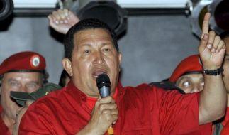 Chávez muss Schlappe bei Regionalwahlen einstecken (Foto)