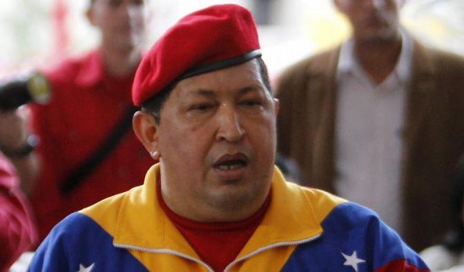 Chávez will für Präsidentschaftswahl kandidieren (Foto)