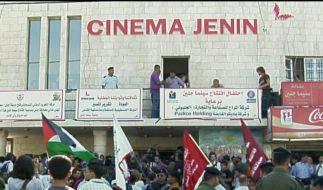 «Cinema Jenin»: Kino-Wiedereröffnung in der Westbank (Foto)
