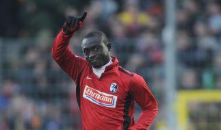 Cissé erzielt Siegtor- ManUnited 3:3 bei Chelsea (Foto)