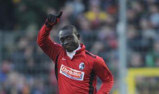 Cissé glänzt erneut als Doppeltorschütze für Newcastle (Foto)