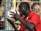 Cissé möchte «eines Tages in England spielen» (Foto)