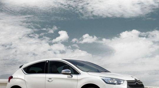 Citroën DS4:Viertüriges Coupé ab 20 700 Euro (Foto)