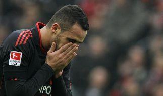 CL abhaken: Bayer verliert 1:2 gegen Gladbach (Foto)