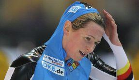 Claudia Pechstein soll gedopt haben .Die Athletin bestreitet dies und will ihre Unschuld beweisen. (Foto)