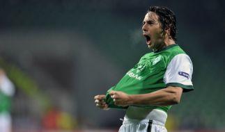 Claudio Pizarro (Foto)