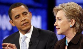Clinton-Nominierung wird immer wahrscheinlicher (Foto)