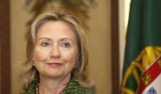 Clinton warnt Bundesregierung vor Wikileaks-Veröffentlichung (Foto)