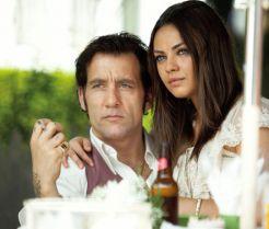 Clive Owen und Mila Kunis im Gangster-Film Blood Ties, der am 25. September 2014 erscheint. (Foto)