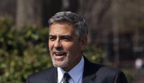 Clooney nach Festnahme wieder freigelassen (Foto)