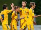 Co-Gastgeber Ukraine schlägt Estland 4:0 (Foto)