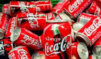 Coca-Cola-Dosen (Foto)