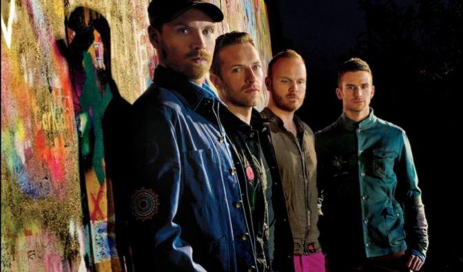 Coldplay (Foto)