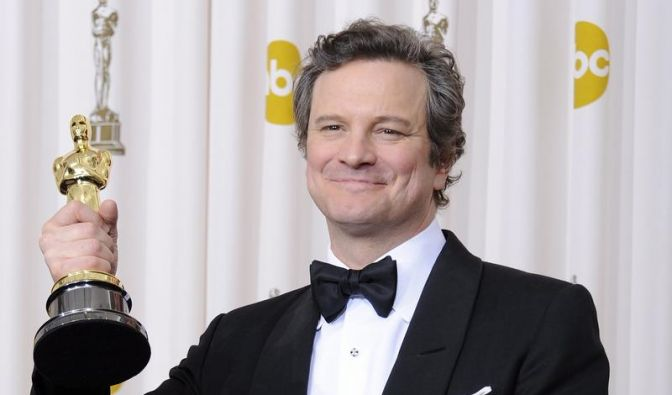Colin Firth (Foto)