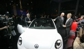 Comeback eines Klassikers: VW bringt Käfer zurück (Foto)
