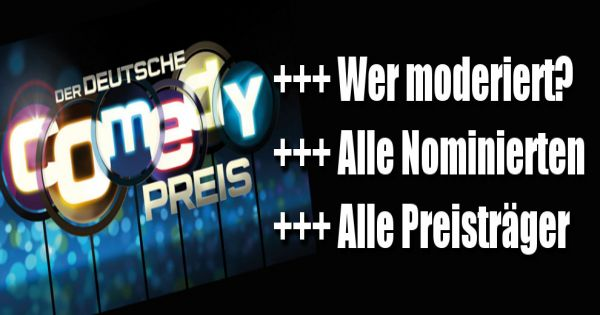 Der deutsche comedypreis 2016 als wiederholung in der for Mediathek rtl spiegel tv