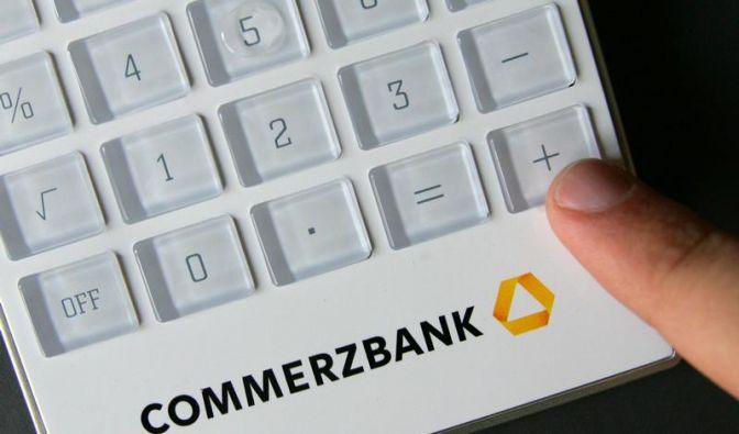 Commerzbank stärkt Kernkapital (Foto)