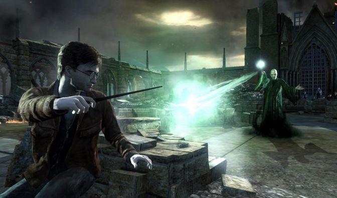 Computer-Spiel: Harry Potter und die Heiligtuemer des Todes (Foto)