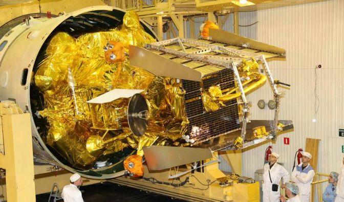 Computerpanne war Ursache für «Phobos-Grunt»-Absturz (Foto)