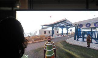 Computerspiel soll für Flüchtlingsdrama sensibilisieren (Foto)