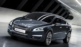 Concept Car 5 by Peugeot (Foto)