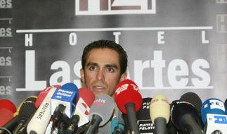 Contador macht weiter und will Sperre anfechten (Foto)