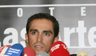 Contador verzichtet auf Einspruch gegen CAS-Urteil (Foto)