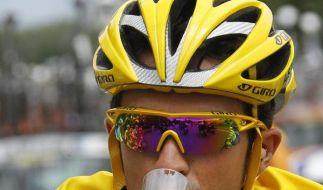 Contadors Krönung (Foto)