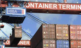 Container Aufschwung (Foto)