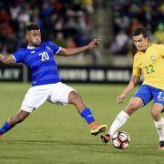 Messi-Hattrick bring Argentinien ins Copa-Viertelfinale - Vidal sichert Chile Zittersieg (Foto)