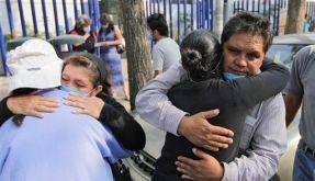CORRECTION Mexico Swine Flu (Foto)