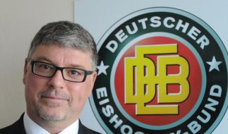 Cortina neuer Eishockey-Bundestrainer (Foto)