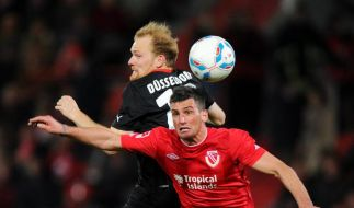 Cottbus erkämpft 1:1 gegen Düsseldorf (Foto)