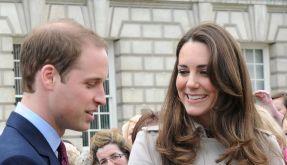 Countdown für Kate und William (Foto)