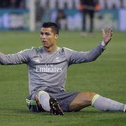 Ronaldo vor Abschied - Folgt auf CR7 ein Barca-Star? (Foto)
