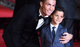 Cristiano Ronaldo wird noch einmal Papa. (Foto)