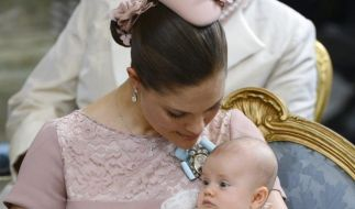 Crown Princess Victoria, Princess Estelle  (Foto)