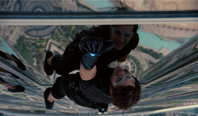 Cruise-Blockbuster: «Mission Impossible 4» auf DVD (Foto)
