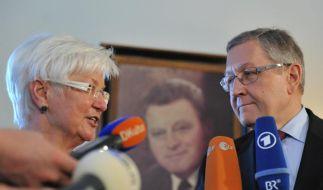 CSU bleibt bei Euro-Rettung und Betreuungsgeld hart (Foto)